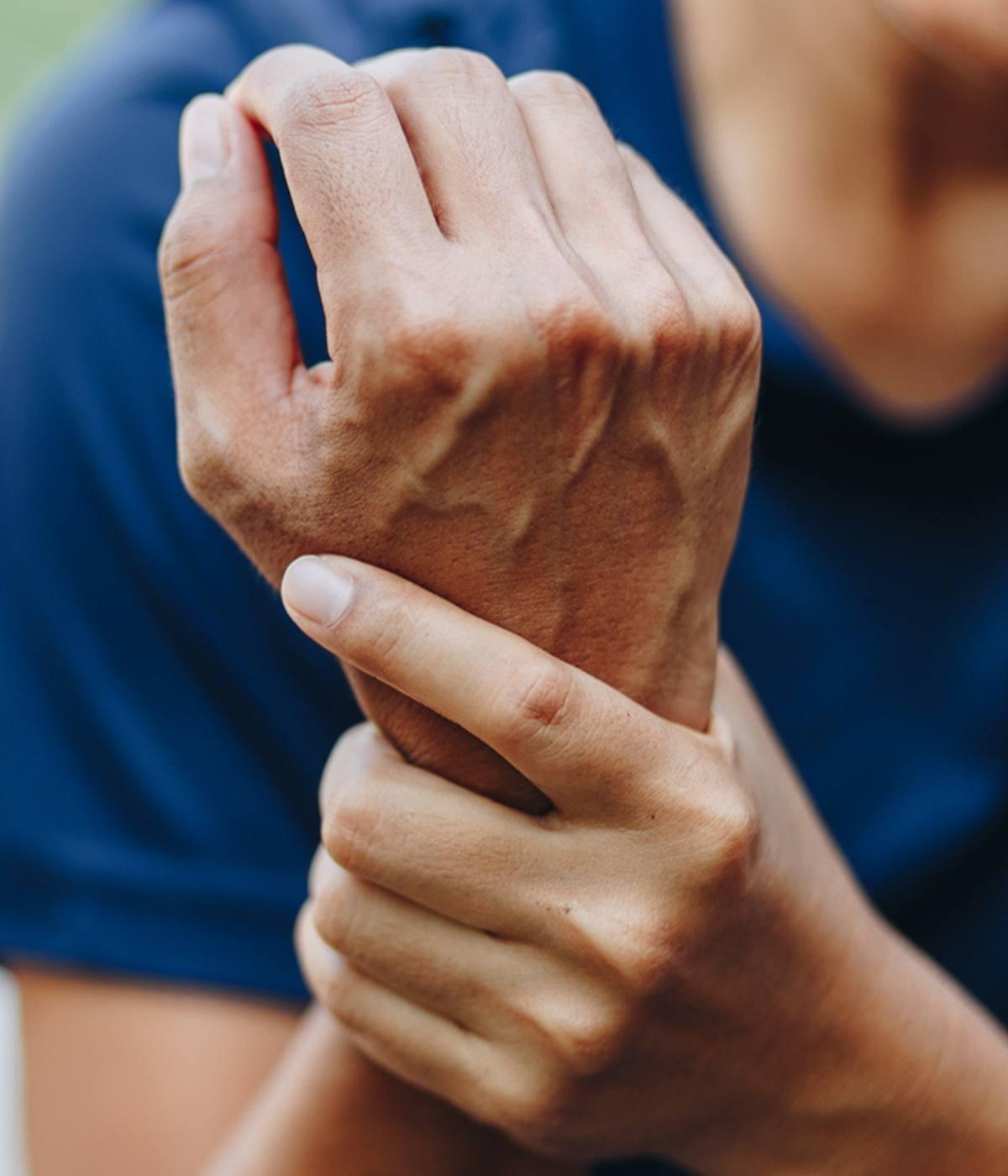 Wrist Pain - De Quervain's Tendinosis