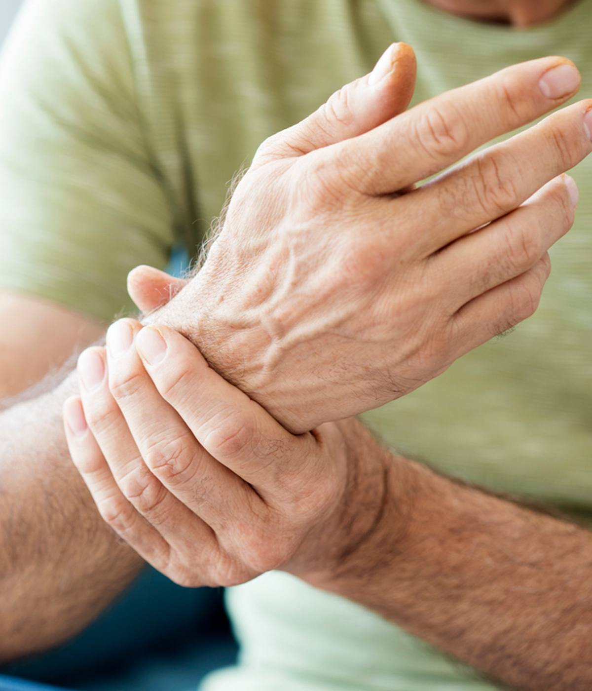 Hand and Wrist Pain from Osteoarthritis